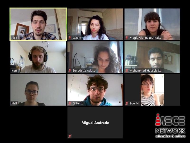 Critical Thinking Imece Network Erasmus Virtual Exchange 2